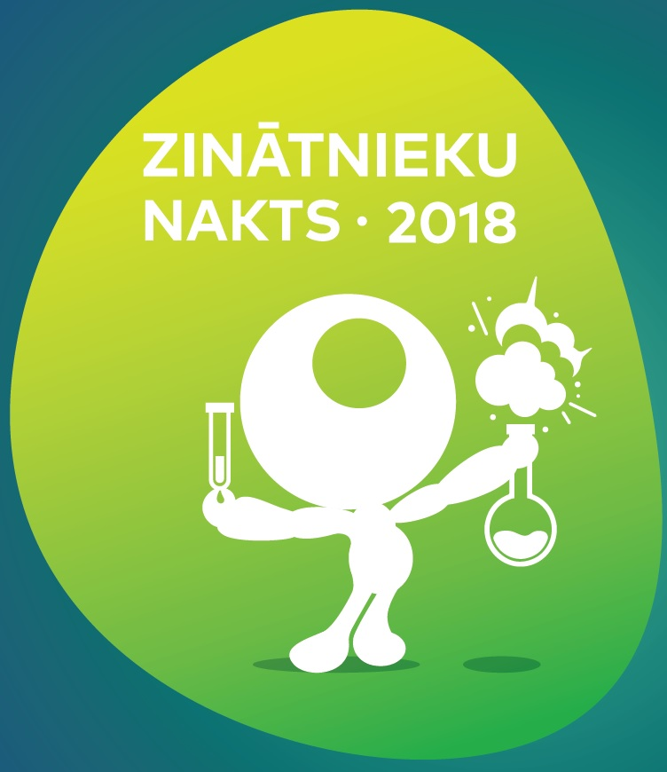 """FIZMIX aicina uz """"Zinātnieku nakti 2018"""""""